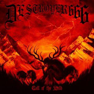Nihilismi, raivo, nopeus ja monipuolisuus ovat läsnä black/thrash-veteraanin Deströyer 666:n uudessa pienjulkaisussa