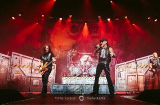 Fanien kuvaamaa videomateriaalia Acceptin Turun konsertista katsottavissa