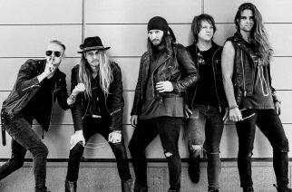 Räjähtävää energiaa: Ruotsalainen raskasta rockia soittava H.E.A.T. kolmelle klubikeikalle Suomeen huhtikuussa
