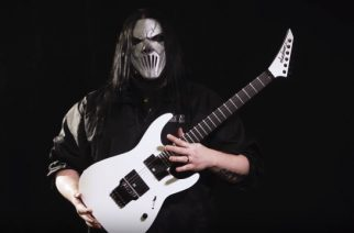 Slipknotin Mick Thomson esittelee uutta kitaramalliaan