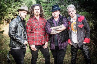 """Black Stone Cherry julkaisi tulevalta albumilta """"Burnin' """"-kappaleen"""