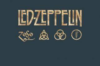 Led Zeppelinin juhlavuoden kunniaksi tehty kuvitettu kirja julkaistaan lokakuussa