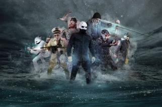 Meren mysteerinen maailma – haastattelussa Legend of the Seagullmen-kitaristi Jimmy Hayward