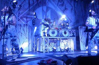 Machine Headin Orlandon-konsertista katsottavissa videomateriaalia