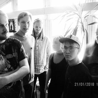 Indierokkia Suomen Ateenasta – Mantaray julkaisi toisen uutta albumia edeltävän singlensä