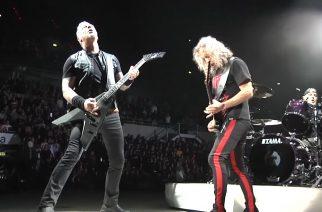 """Metallica julkaisi livevideon """"Atlas, Rise!"""" -kappaleesta Mannheimin-keikalta"""