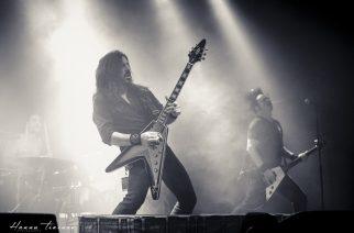 Night Demon hemmotteli fanejaan kolmen singlen voimin: lyriikkavideot katsottavissa