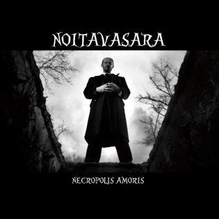 """Raskasta rockia, mustaa huumoria ja pirteitä melodioita – niistä on tehty Noitavasaran """"Necropolis Amoris"""""""