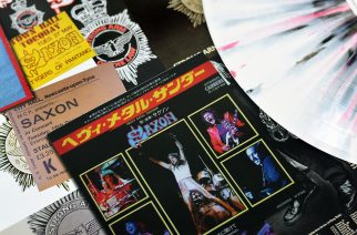 Englannin heviylpeys Saxon uudelleenjulkaisee kolme ensimmäistä albumiaan