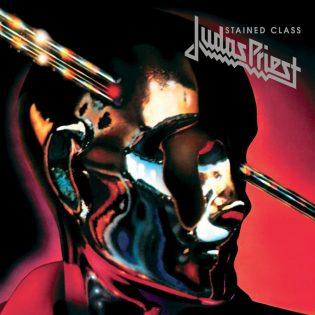 Albumin Stained Class kannessa esiintyi ensi kertaa yhtyeen vakiintunut logo.
