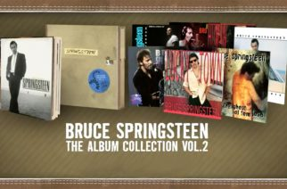 "Bruce Springsteenilta ""The Album Collection Vol. 2"" : Remasteroidut albumiversiot vuosilta 1987-1996"