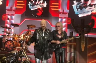 """Glenn Tipton nousi ensimmäistä kertaa lavalle Judas Priestin kanssa """"Firepower"""" -kiertueella"""