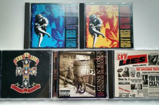 Tuotanto ruodinnassa: Guns N' Roses