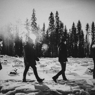 Rämeen liejua, syksyn hämärää sekä Pompeijin pölyä: IAmberilta uusi EP toukokuussa