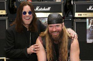 Zakk Wylde ja Ozzy Osbourne piristivät ryöstön kohteeksi joutunutta miestä
