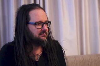 """Jonathan Davis tuoreessa haastattelussa: """"Kornin debyyttialbumin aikoihin ihmisten reaktiot yllättivät"""""""