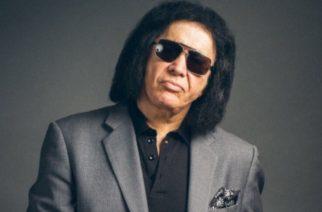 """Kissin Gene Simmons: """"Aretha Franklin teki minuun suuren vaikutuksen muutettuamme Yhdysvaltoihin"""""""