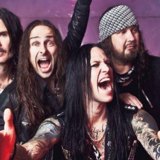 """Hardcore Superstar julkaisi musiikkivideon kolmannesta singlestään """"Electric Rider"""""""