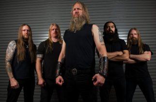 """Amon Amarth kertoo: """"Olemme puolessa välissä upean uuden albumin sanoittamista"""""""