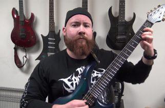The Faceless sai jämäkän videohakemuksen kitaristin paikkaa hakevalta muusikolta