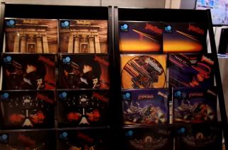 Judas Priest sai oman pop-up-myymälän New Yorkiin – videokierros ja kuvia katsottavissa