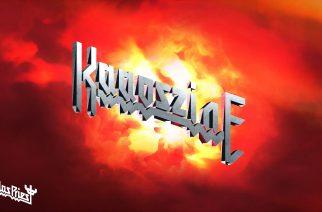 """Ajanvietettä maanantaille: näin saat nimestäsi Judas Priestin uuden """"Firepower"""" -albumin logon näköisen"""