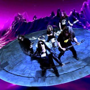 """Monster Magnet julkaisi pysekedeelisen musiikkivideon """"Ejection"""" -kappaleelleen"""