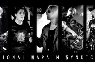 National Napalm Syndicaten vokalisti vaihtuu