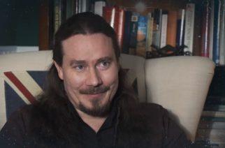 """Tuomas Holopainen seuraavasta Nightwish -albumista: """"Minulla on albumin konsepti päässäni"""""""
