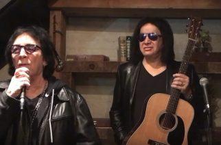 Peter Criss esiintyi Gene Simmonsin kanssa Vault Experience -tapahtumassa New York Cityssa: livevideo tapahtumasta katsottavissa