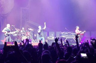System Of A Downin Serj Tankian nousi lavalle Prophets Of Ragen kanssa kunnioittamaan edesmennyttä Chris Cornellia Audioslave-coverilla