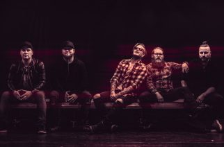 """Kotimainen raskaan vaihtoehtorockin sanansaattaja Red Eleven julkaisi uuden EP:n """"Fueled by Fire"""""""