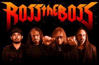 """Manowarin entinen kitaristi Ross """"The Boss"""" Friedman julkaisee uuden """"By Blood Sworn"""" -sooloalbumin huhtikuussa"""