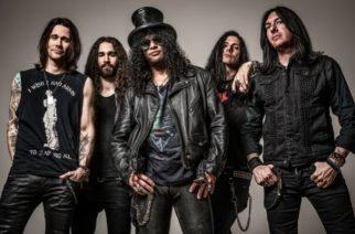 Slash julkisti tulevaisuuden suunnitelmiaan: luvassa uusi albumi sekä maailmankiertue