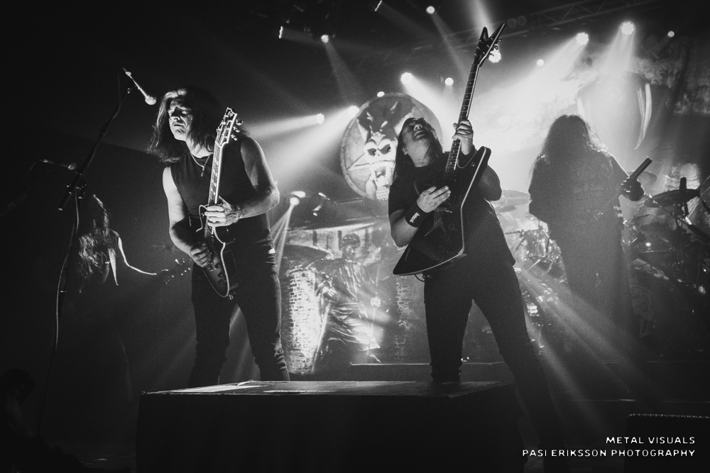 Testament - The Circus 20.3.2018