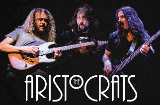 Progressiivisen rockin supertrio The Aristocrats syyskuussa Helsinkiin