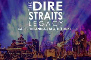 The Dire Straits Legacy Suomeen marraskuussa