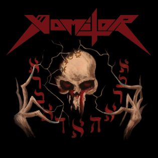 """Death/thrash metallia takova Vomitor palaa neljännen albumin """"Pestilent Death"""" voimin – jokseenkin sekavissa merkeissä"""