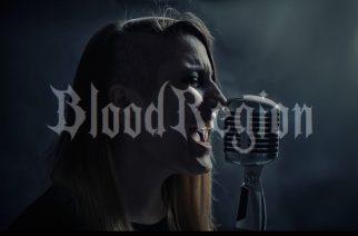 Blood Region esittelee uuden laulajansa tuoreella musiikkivideolla
