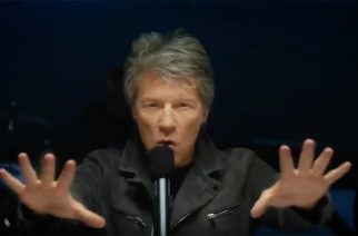 """Bon Jovi julkaisi uuden musiikkivideon """"Walls""""-singlestään"""