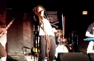 Shadows Fall- ja Unearth-muusikoiden muodostama Downpour julkaisemassa debyyttialbumiaan