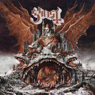 """Ghostista on kuoriutunut poppimetallin karismaattinen outolintu – arvostelussa uusi """"Prequelle""""-albumi"""