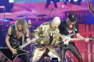 Glenn Tipton palasi Judas Priestin riveihin Washingtonissa: Livevideoita katsottavissa