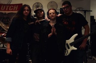 Slipknotin Corey Taylorin ja Shawn Crahanin lapset coveroivat yhtyeen kappaleita