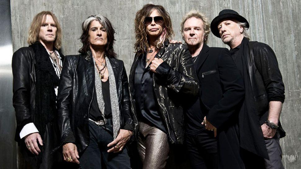 Aerosmithin Joey Kramer nyrjäytti nilkkansa – Marylandin keikalle tuuraaja
