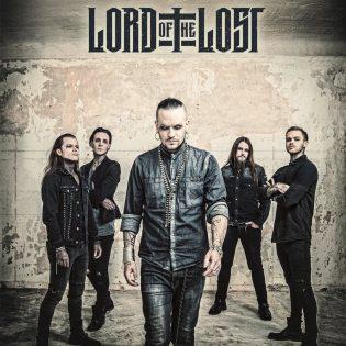 Saksalainen Lord of the Lost helmikuussa Suomeen