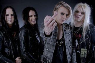 """Crashdiet julkaisi musiikkivideon """"We Are The Legion"""" -kappaleestaan"""
