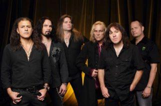 Dio-yhtyeen entisten jäsenten perustama tribuuttibändi Dio Disciples julkaisemassa debyyttialbumin