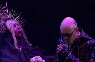 In This Moment julkaisi maistiaisen tulevasta musiikkivideostaan: mukana Judas Priestin Rob Halford
