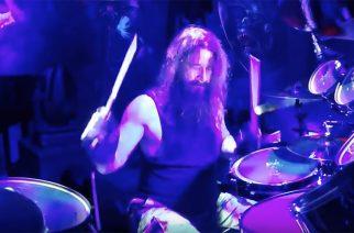 """Slayerin rumpali Paul Bostaph näyttää """"Disciple""""-kappaleen tahdin: Katso tuore rumpuvideo"""